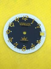 VINTAGE ORIGINALE VIALUX Swiss Watch Quadrante Movimento 26.00mm qualità #WD134#