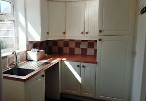 Utility room/kitchen cupboards