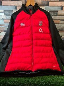 England Padded Rugby Jacket 2015/16 Adults Large Canterbury E742