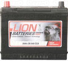 León 031 / 069 Premium 12volt 70ah Calcio batería de coche, Nuevo, 4 Años De Garantía