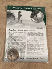 Médaille La Collection Napoléon Bonaparte - Saint Héléne - 1815