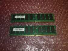 4GB (2X2GB) 1RX4 PC2-3200R 400MHZ ECC Server Memory