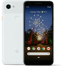 Google pixel 3a XL clearly white, nuovo altri