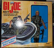 Gi Joe Navy Seal with Mission Raft Fao Schwarz