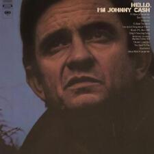 Country & Folk Vinyl-Schallplatten mit 33 U/min-Geschwindigkeit