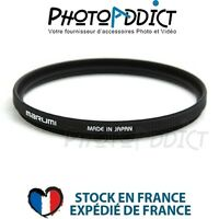 MARUMI LENS PROTECT S-DHG Ø62mm - Filtre de protection SUPER Digital High Grade