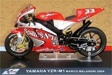 MOTO GP Yamaha YZR-M1 Marco Melandri 2004 ESCALA 1:24 DE ALTAYA
