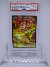 PSA 9 MINT Charizard EX XY Black Star Promos FULL ART Pokemon Card XY121     M36