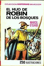 HISTORIAS SELECCIÓN Grandes aventuras  7: HIJO D ROBIN LOS BOSQUE, BRUGUERA 1ª e