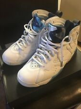 Air Jordan Retro 7 Size 8 French Blue Pre-owned