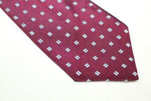 ERMENEGILDO ZEGNA Silk tie Made in Italy F8627