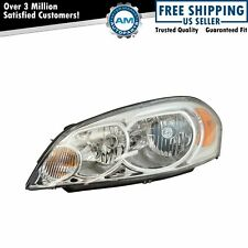 Headlight Headlamp Driver Side Left Lh For Chevy Impala Monte Carlo Fits 2006 Impala
