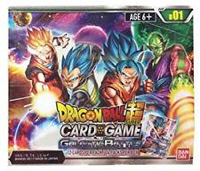 1x  Galactic Battles: Booster Box New Sealed Product - Dragon Ball Super Card Ga