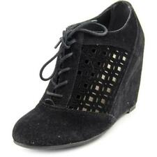 Zapatos de tacón de mujer planos de lona