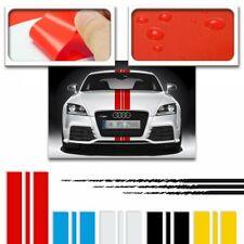 Bandes Vinyle Décal pour Voiture Graphiques Autocollants Sticker Rouge