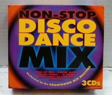 The Countdown Mix Masters Non-Stop Disco Dance Mix Import CD Set
