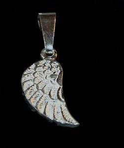 Engelsflügel Kettenanhänger Silber 925 top Geschenk für Damen !