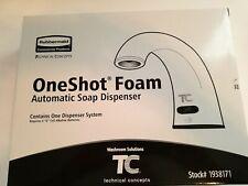 TC / Rubbermaid Commercial One Shot Automatic Foam Soap Dispenser Stock New Box
