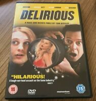 Delirious DVD (2008) Steve Buscemi, DiCillo (DIR) Cert 15 FREE Delivery, Save £s