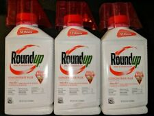 Roundup Concentrate Weed Killer 32oz New + FREE Shipping