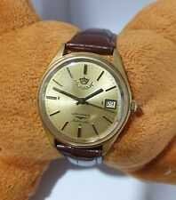 LONGINES CONQUEST AUTOMATIC KING HUSSEIN OF JORDAN REF 1570 CAL L.633.1 MEN'S