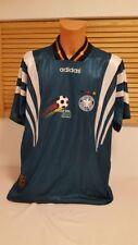 Deutschland Trikot 1996 adidas XXL Away (DFB Jersey Germany Shirt Triko grün WM)