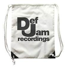 sac à dos Def Jam, à Dj musique Hip Hop Rap vieille école, freestyle, breakdance
