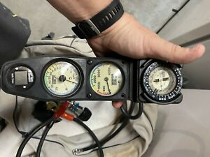sherwood dual regulator scuba diving