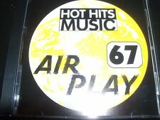 Air Play 67 Various Promo CD The Spice Girls U2 Inxs Tina Arena Bee Gees Savage