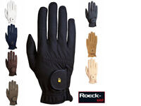 Roeckl Gloves Roeck-Grip Chester Adult Junior Childs Riding Gloves FREE DELIVERY