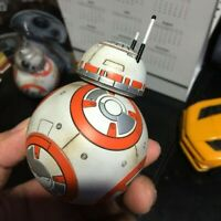 Star Wars The Force Awakens Action Figure BB8 BB-8 Tumbler Collectible Toy Model