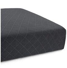 CHUN YI Stretch Polyester Chair Cushion Seat Slipcover Multi-Purpose Cover Gray