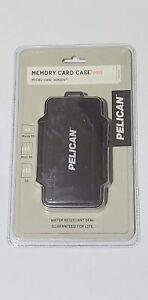 Pelican 0915 SD Memory Card Case Black