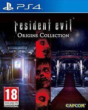 Videogioco Digital Bros Resident Evil Origins Sp4r02