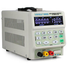 YIHUA 3005D 30V 5A Adjustable DC Regulated Power Supply Digital Variable Lab New