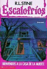Bienvenidos a la casa de la muerte by Stine, R. L.