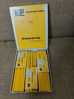 33 Eberhard Faber Colorbrite Colored Pencils  Chrome Yellow #2107 New In box