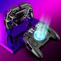 M11 PUBG Mobile Phone Game Controller Gamepad Joystick Wireless iPhone Android