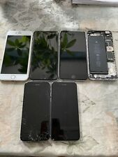 Apple iPhones - 3, 6 Plus, 1 IPhone 6s Plus, 1 IPhone 6, 1 IPhone 6s. Parts Only