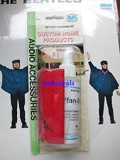 Pfanstiehl Pfan-Stat LP  Record  Anti-Static Cleaner, 4 oz Spray & Cloth SA-11