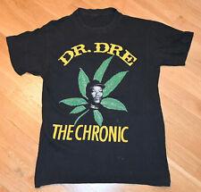 607ms Dr Dre Vintage Rare Rap Hip-Hop Concert T-Shirt (L) Nwa Snoop Dogg