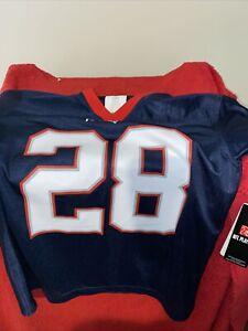 NFL New England Patriots Boys Jersey Shirt James White #28 Sz LARGE 12-14