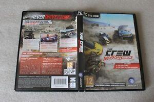 The Crew Wild Run Edition PC  POLISH  EDITION - BOX