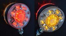2x 24V rosso arancio led lato profilo LUCI DI INGOMBRO PER CAMION VOLVO