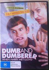Dumb And Dumberer - When Harry Met Lloyd (DVD, 2009)