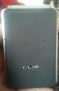 Sony Clie PEG-SJ20/U Color LCD 16MB Personal PDA Organizer Palm