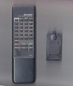 VINTAGE Sharp Video Cassette Recorder Remote Control GO956GE VCR