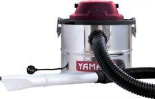 Aspiracenere elettrico YAMATO CINIX 800 watt 15 litri corpo acciaio