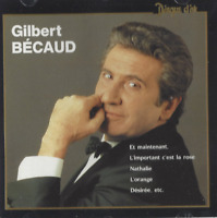 CD GILBERT BECAUD ET MAINTENANT  3111