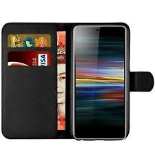 Per Sony Xperia L1 L2 L3 L4 Custodia magnetica flip in pelle Portafoglio RUBRICA TELEFONICA